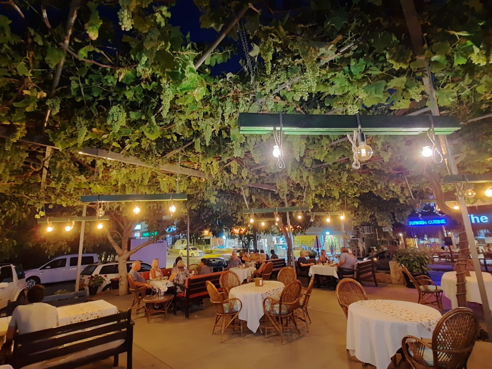 Restaurant ve bar